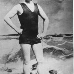 First person to swim The English Channel in 1875