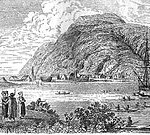 Alaska's first settlement on Kodiak Island