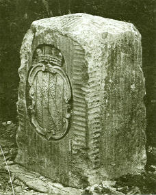 Mason Dixon Line crown stone