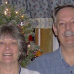 Retired Military couple Mary Elliot Raynor and her husband Glenn Raynor