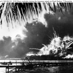 USS Shaw Explodes at Pearl Harbor on Dec 7 1941