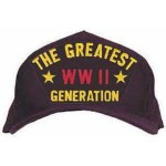 Diana Greatest Generation cap