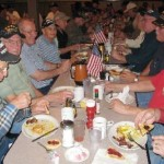 PAMVET breakfast group (Shelley Widhalm photo and story)