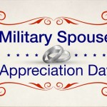 Military spouse appreciation day observed in  2015