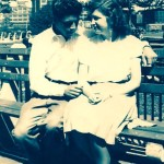 Courting time after WWII for Rosie's grandparents to be