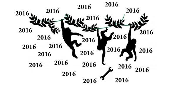 2016 Monkeys